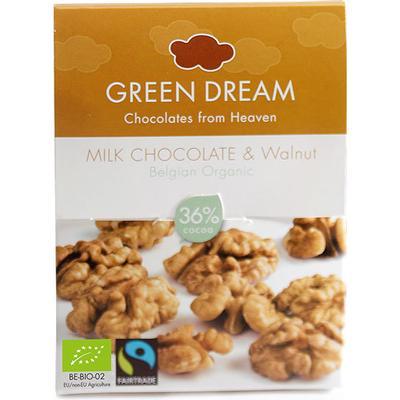 V-Sell Mjölkchoklad Walnut