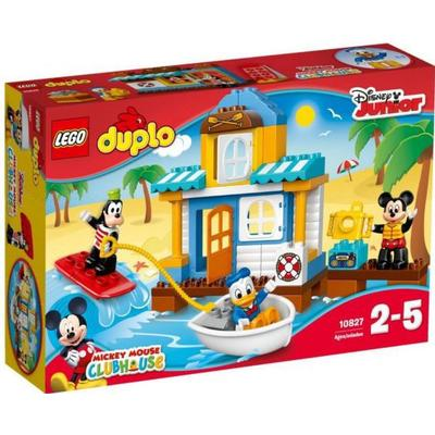 Lego Duplo Mickey & Friends Beach House 10827
