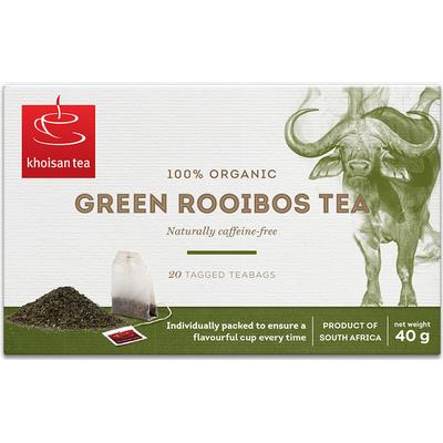 V-Sell Gröna Rooibos 20 Tepåsar