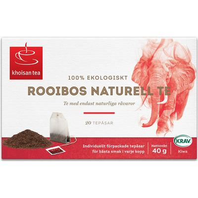 V-Sell Rooibos Naturell 20 Tepåsar