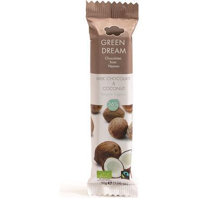 V-Sell Mjölkchoklad bar Coconut