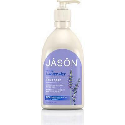 Jason Natural Hand Soap Calming Lavender 480ml
