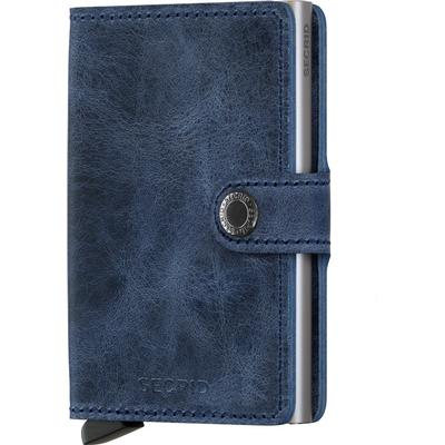 Secrid Mini Wallet - Vintage Blue