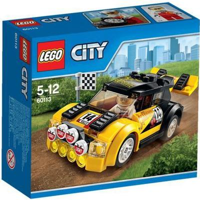 Lego City Rally Car 60113