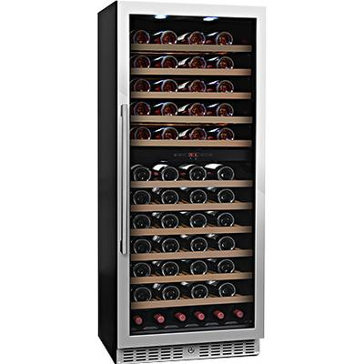 mQuvée WineCave 102 Rostfritt Stål