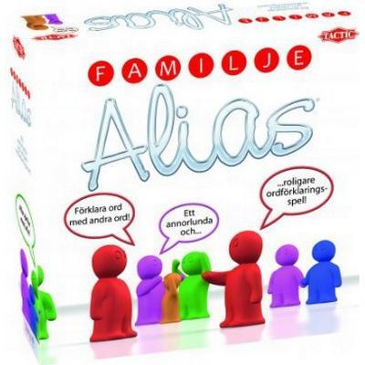 Tactic Familje Alias (Svenska)