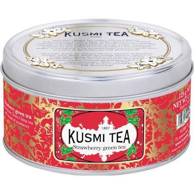 Kusmi Tea Strawberry Green Tea