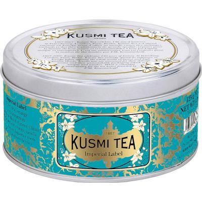 Kusmi Tea Imperial Label