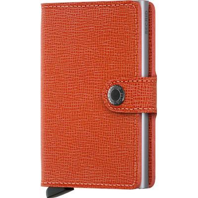 Secrid Mini Wallet - Crisple Orange