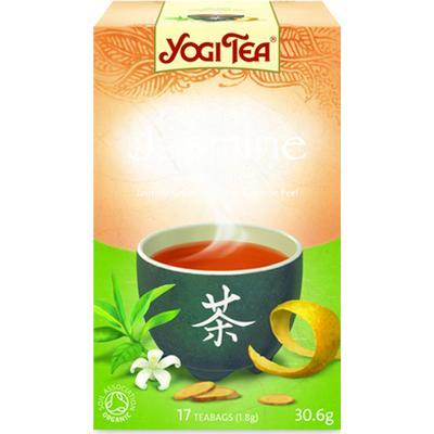 Yogi Tea Green Jasmine 17 Tepåsar
