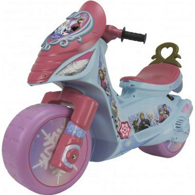 Injusa Scooter Dragon Frozen 6V