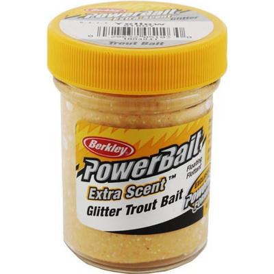 Berkley Powerbait Glitter Trout Bait Yellow
