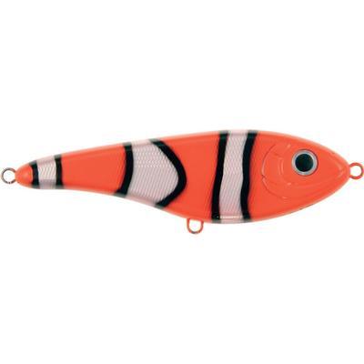 Strike Pro Buster Jerk Shallow Runner 15cm Clownfish