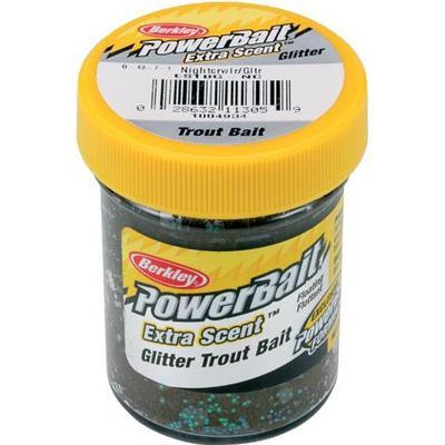 Berkley Powerbait Glitter Trout Bait Worm Pearl