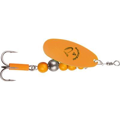 Savage Gear SG Caviar Spinner #4 18g Fluo Orange