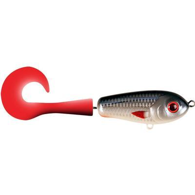 Strike Pro Wolf Tail Jr shallow 16cm Whitefish