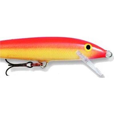 Rapala Countdown 5cm Gold Fluorescent Red GFR