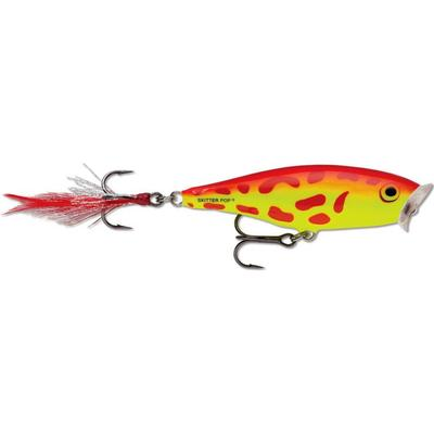Rapala Skitter Pop 9cm Orange Frog OF