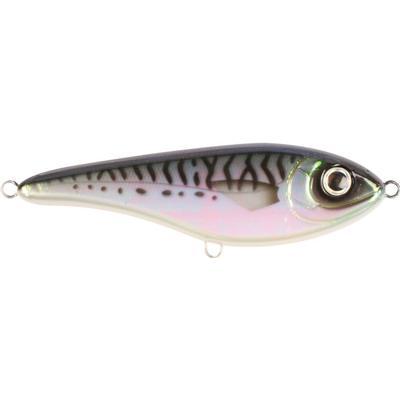 Strike Pro Buster Jerk Shallow Runner 15cm Mackerel Pearl