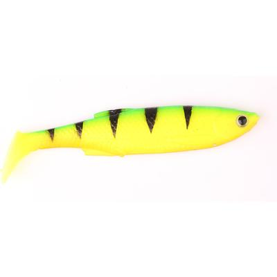 Savage Gear SG LB 3D Bleak Paddle Tail 10cm FireTiger 5-pack