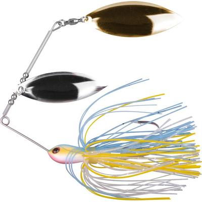 Spro Ringed Spinnerbait 21g Sexy Blue Back