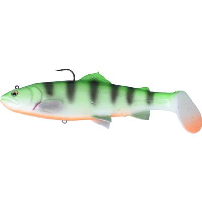 Savage Gear SG 3D Trout Rattle Shad 17cm MS Firetiger