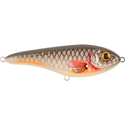 Strike Pro Buster Jerk Sinking 15cm Gray Roach
