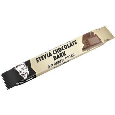 Nutri-Nick Stevia Chocolate Mörk Choklad