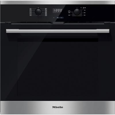 Miele H 2566 BP Stainless Steel