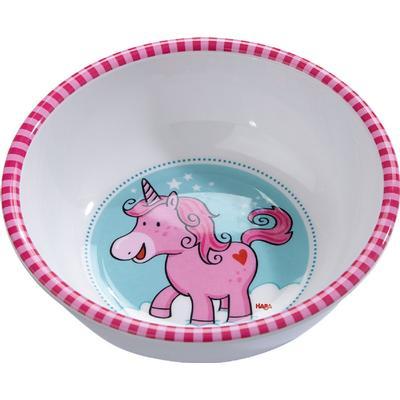 Haba Unicorn Glitterluck Bowl 300570