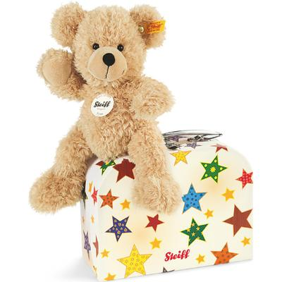 Steiff Fynn Teddy Bear in Suitcase 23cm