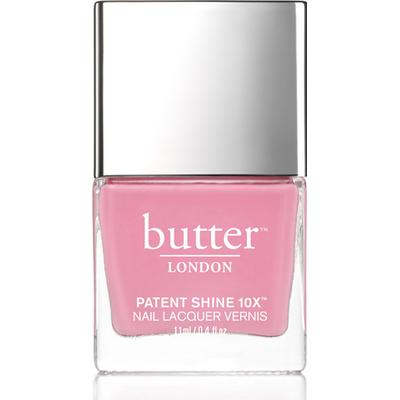Butter London Patent Shine 10X Nail Lacquer Loverly 11ml