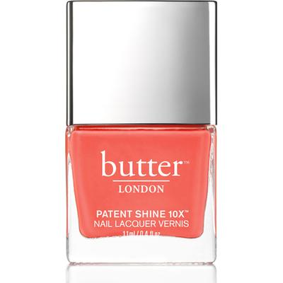 Butter London Patent Shine 10X Nail Lacquer Jolly Good 11ml