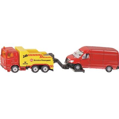 Siku Breakdown Truck with Van 1667