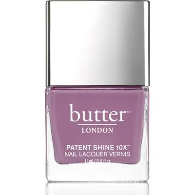 Butter London Patent Shine 10X Nail Lacquer Fancy 11ml