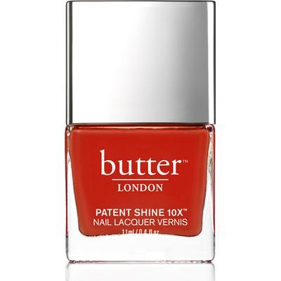 Butter London Patent Shine 10X Nail Lacquer Smashing 11ml