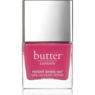 Butter London Patent Shine 10X Nail Lacquer Flusher Blusher 11ml