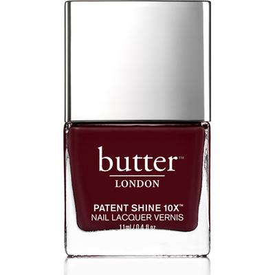 Butter London Patent Shine 10X Nail Lacquer Afters 11ml
