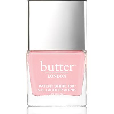 Butter London Patent Shine 10X Nail Lacquer Pink Knickers 11ml