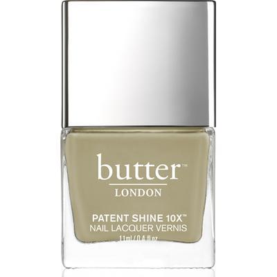 Butter London Patent Shine 10X Nail Lacquer Dapper 11ml
