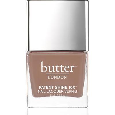 Butter London Patent Shine 10X Nail Lacquer Tea Time 11ml