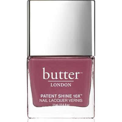 Butter London Patent Shine 10X Nail Lacquer Dearie Me 11ml