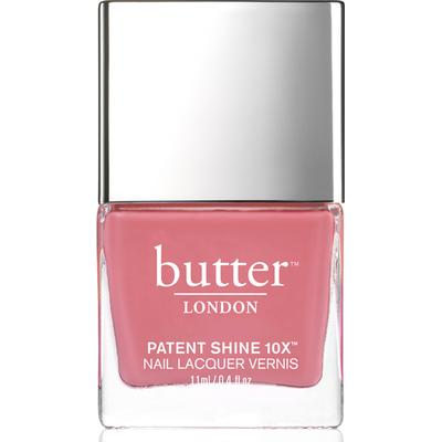 Butter London Patent Shine 10X Nail Lacquer Coming Up Roses 11ml