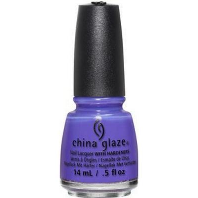 China Glaze Nail Lacquer I Got A Blue Attitude 14 ml