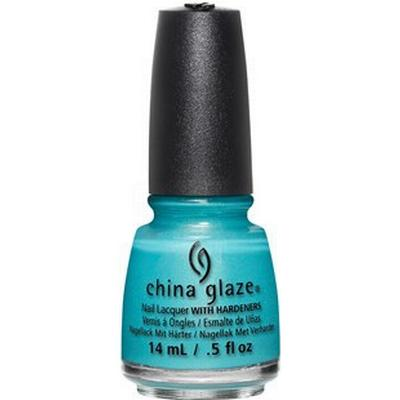 China Glaze Nail Lacquer What I Like About Blue 14ml