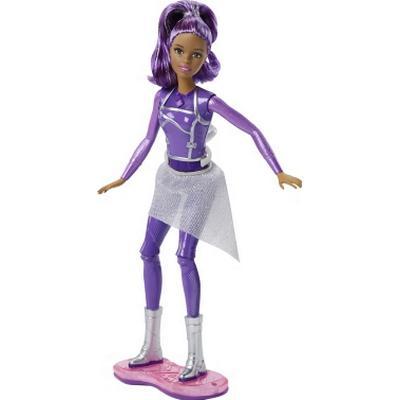 Mattel Barbie Star Light Adventure Lights & Sounds Hoverboarder Doll