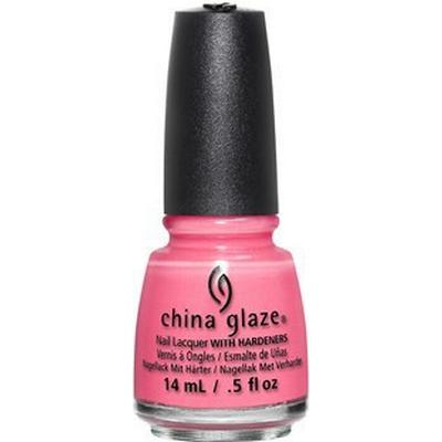 China Glaze Nail Lacquer Lip Smackin' Good 14ml