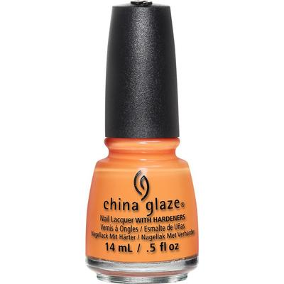 China Glaze Nail Lacquer None Of Your Risky Business 14ml