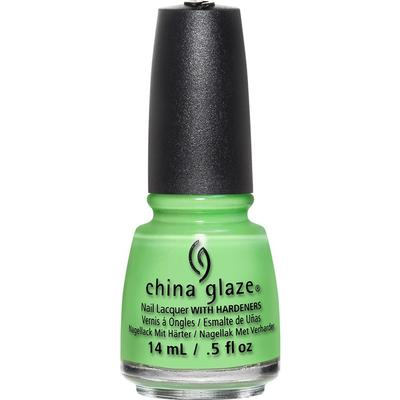 China Glaze Nail Lacquer Lime After Lime 14ml