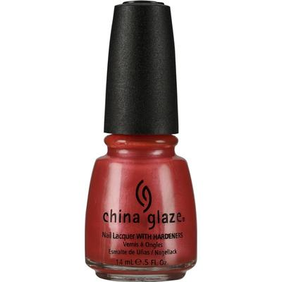 China Glaze Nail Lacquer Coral Star 14ml